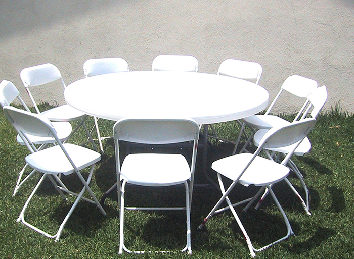 A Amp G Tent Rentals Table And Chair Rentals